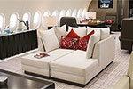 The supersize private jet converted from a Dreamliner