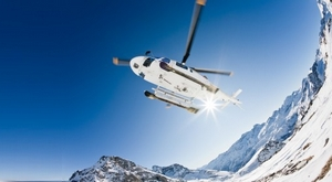 Ski flights & helicopters